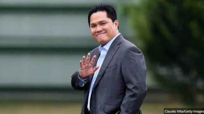 Erick Thohir Ingatkan Bos BUMN yang Masih Merugi Tak Bergaya Hidup Mewah 'Harus Punya Hati & Akhlak'