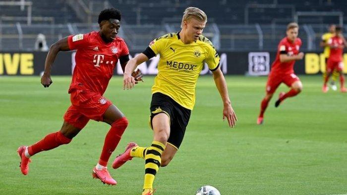 Bayern Muenchen Permalukan Dortmund di Kandangnya Sendiri, Haaland Tak Berkutik