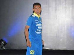 Erwin Ramdani Pemain Persib