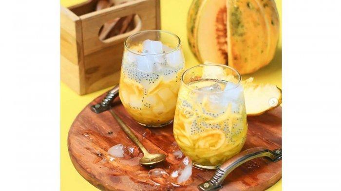 4 Ide Sajian Menu Takjil Buka Puasa Ramadhan dengan Campuran Biji Selasih, Ada Es Dawet Selasih
