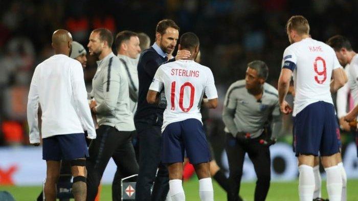 Head to HeadInggris Vs Jerman, Gareth Southgate Temukan Cara Berbeda Untuk Lolos 16 Besar Euro 2020