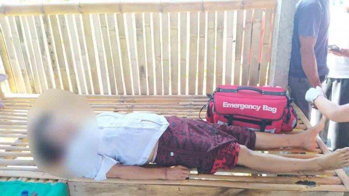 BREAKING NEWS Ibu dan Anak Tewas Terseret Ombak Saat Melukat di Pantai Biaung Denpasar