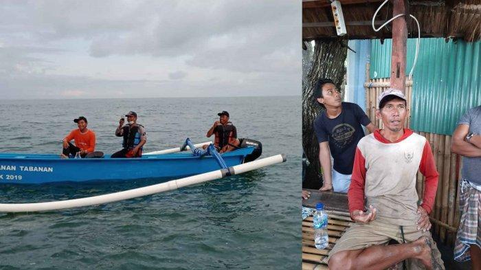 Cerita Nelayan Yang Terjebak di Laut Selatan Tabanan, Nang Adel Hanya Isap Permen dan Rokok