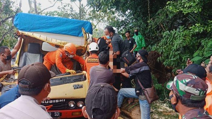 Hujan Angin di Karangasem Bali, Dua Orang Tewas dan Dua Luka Parah