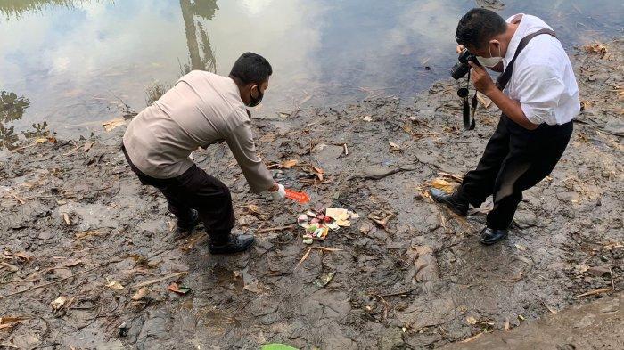 BREAKING NEWS: Made Lanus Temukan Orok di Sekitar Sawah di Abiansemal, Sempat Dikira Bangkai Tikus
