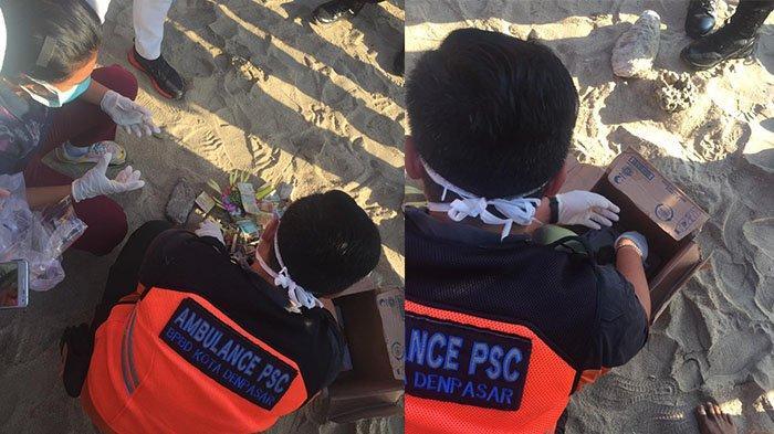 UPDATE Penemuan Orok Bayi di Pantai Sanur Denpasar, Polisi Kembangkan Kasus dan Buru Pelaku
