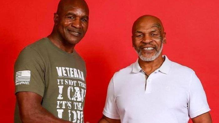 Mike Tyson Pastikan Duel Trilogi Lawan Evander Holyfield Akan Terjadi