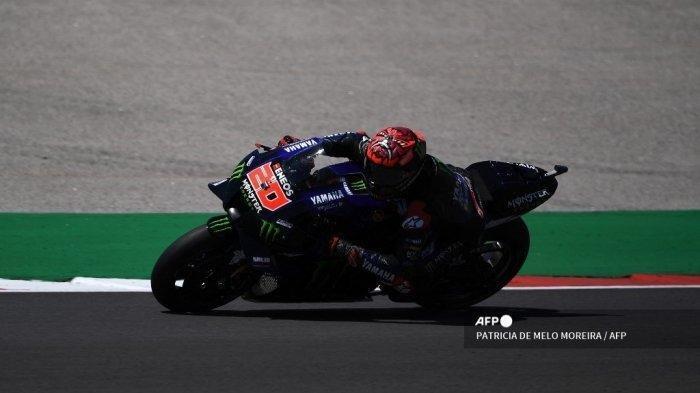 Cedera Arm Pump di MotoGP Spanyol, Fabio Quartararo Lakukan Operasi, Tatap Positif Le Mans