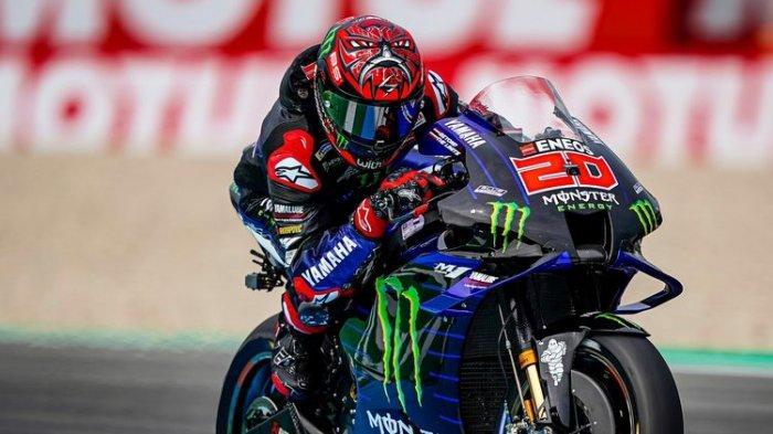 Ini 7 Skenario Fabio Quartararo Segel Titel Gelar Juara Dunia MotoGP 2021 di Seri 16 Sirkut Misano