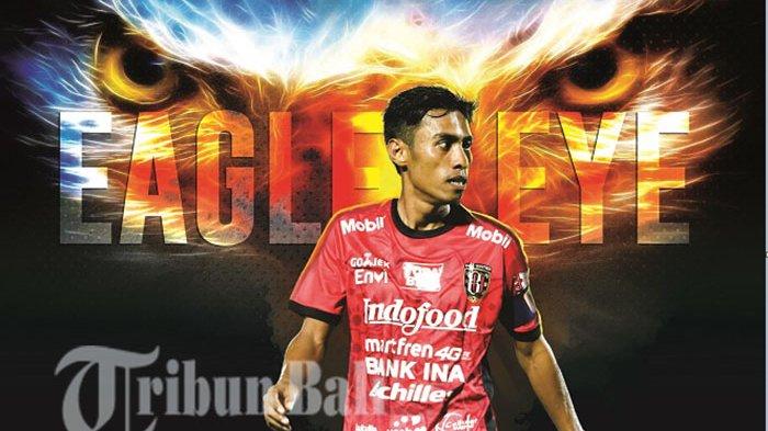 Teco Puji Kapten Bali United Fadil Sausu Dan Kehebatan Kaki Kirinya