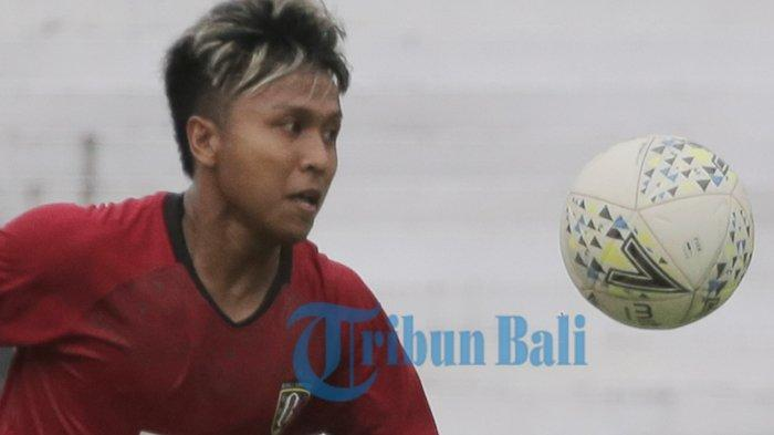 Liga 1 Resmi Ditunda, Begini Curhat Penyerang Bali United, Fahmi Al Ayyubi: Ya Kecewa