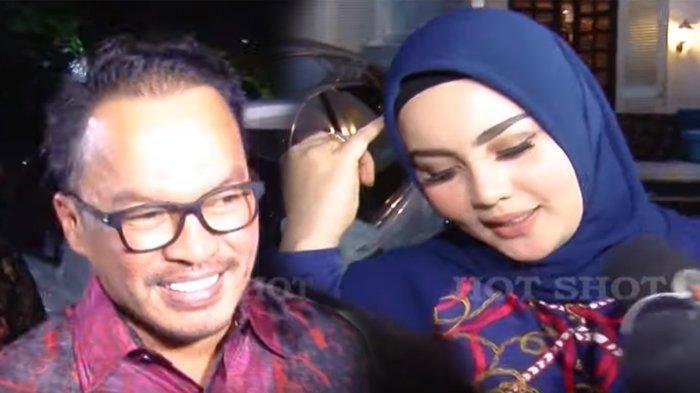 Digosipkan Jadi Istri Ketiga Almarhum Ustaz Jefri Al Buchori, Jennifer Dunn Dan Faisal Harris Ribut