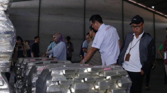 Dorong Pertumbuhan Ekonomi, KBI Jalankan Fungsi Lembaga Kliring Perdagangan Timah Dalam Negeri