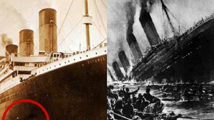 13 Misteri Tenggelamnya Titanic yang Hingga Kini Masih Jadi Pertanyaan