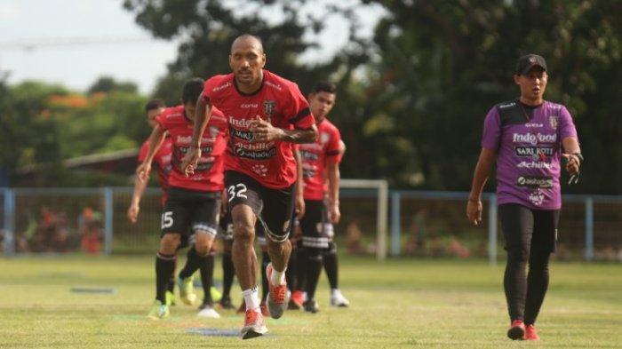 Kondisi Terkini Pemain Bali United Usai Digenjot Pelatih Fisik, Siap Tampil di Piala Menpora
