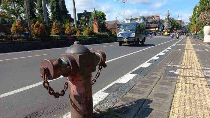 Fasilitas Pendukung Damkar di Klungkung Masih Minim, Hanya Ada Dua Hydrant
