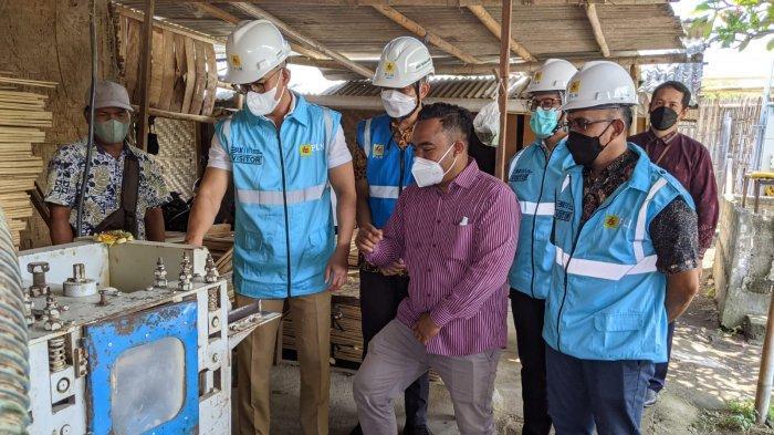 Program Electrifying Agriculture di Klungkung Bantu Pelaku Usaha Lebih Produktif dan Efesien