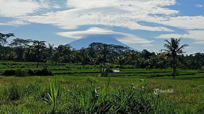 Per Hari Ini Status Gunung Agung Diturunkan dari Level Waspada ke Normal, Berikut Penjelasan PVBMG