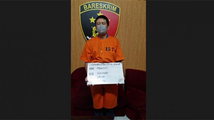Pria Asal Bandung Diamankan Setelah Terpergok Mencuri di Kuta, Puluhan Alat Mandi Jadi Barang Bukti