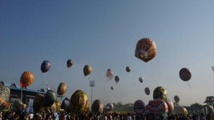 Periode Lebaran 2020, AirNav Catat Tiga Laporan Gangguan Balon Udara