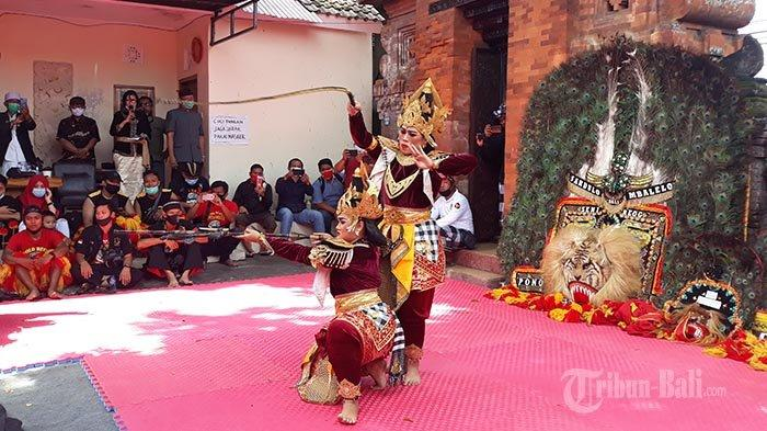 Festival Pecut Pertama di Bali Digelar di Puri Gerenceng Pemecutan Denpasar