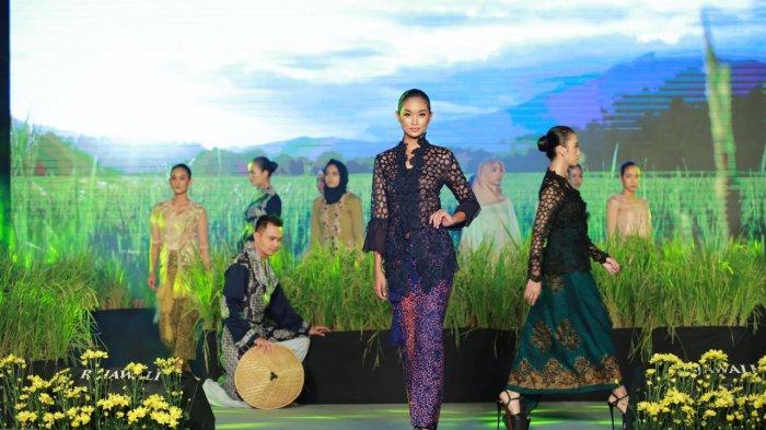 Festival Kebaya Bangun Jejaring Desainer Banyuwangi dan Industri Fashion Nasional