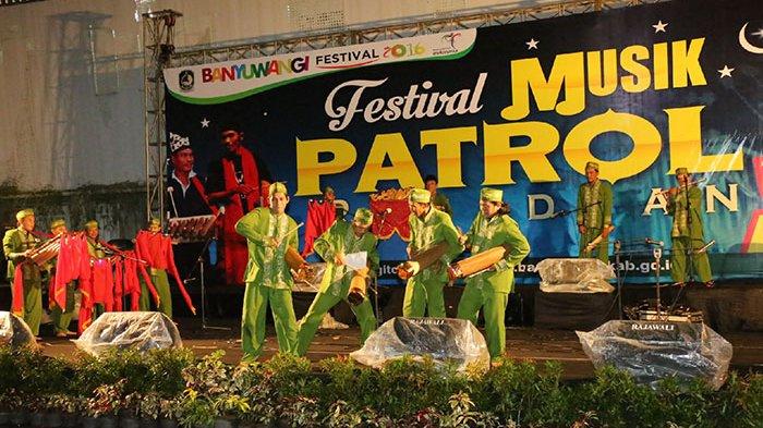 Orkestra asal Jerman akan Meriahkan Festival Musik Patrol Banyuwangi