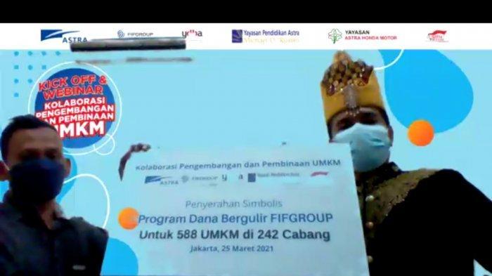 Komitmen Kembangkan UMKM, FIFGROUP Gulirkan Pinjaman Tanpa Bunga Untuk Ratusan UMKM di Indonesia