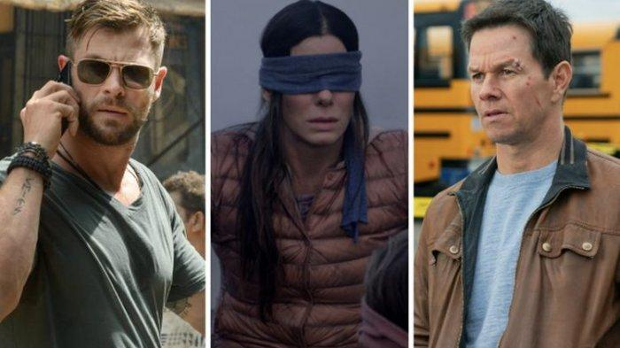 Bertabur Bintang, Ini 10 Film Paling Banyak Ditonton di Netflix