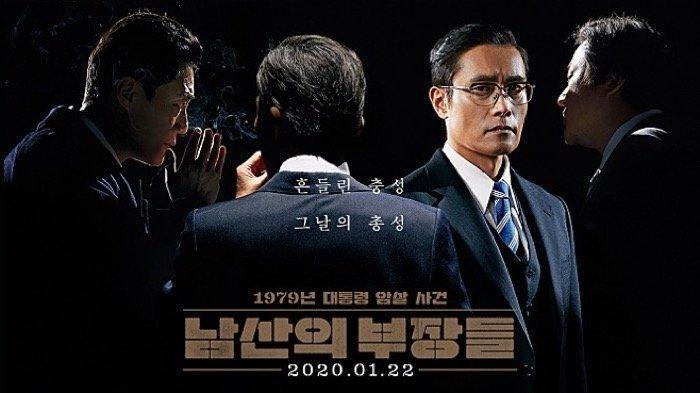Film The Man Standing Next (movie.naver) via Tribunjogja.com