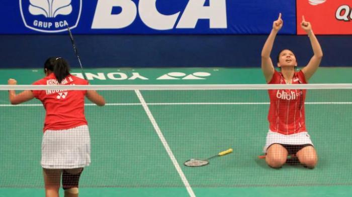 RESMI - Indonesia Open 2021 dan Indonesia Masters 2021 Ditunda