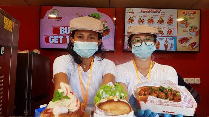 FLAPJAKS 2GO Resmi Hadir di Kota Denpasar, Menyasar Market Anak Muda