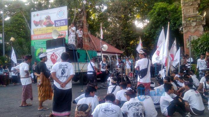 ForBali Dorong Gubernur Koster untuk Kawal Surat yang Dikirimkan ke Presiden Jokowi