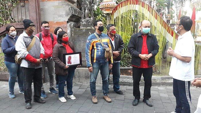 Forum Peduli AIDS Bali Gelar Road Show Keliling Bali