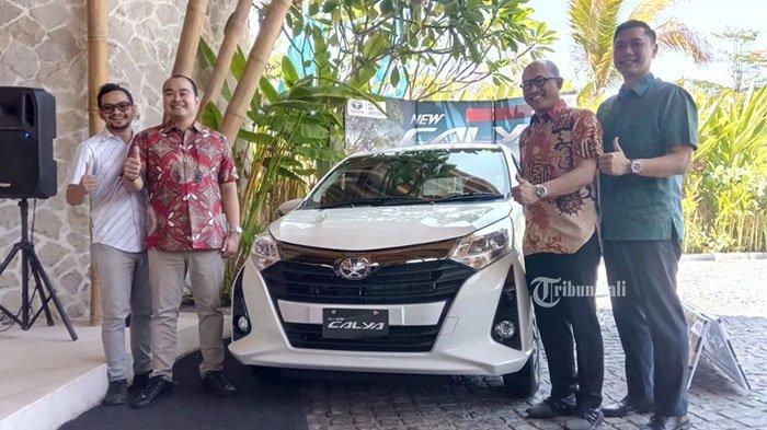 Toyota New Calya Tampil Lebih Agresif, Hari Ini Resmi Meluncur di Bali