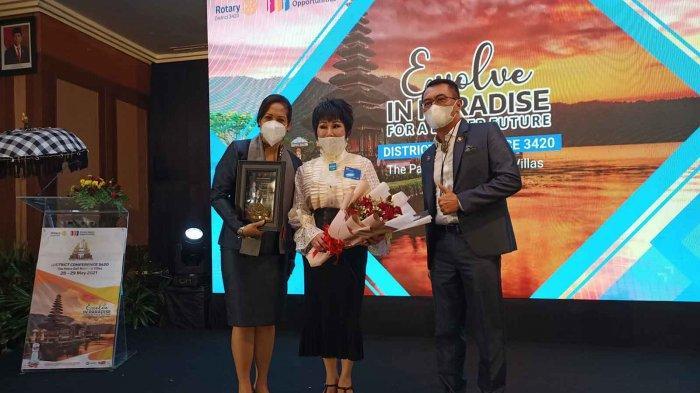 Bali District Conference 2021, Jadi Ajang Sharing Leadership Antar Club Rotary