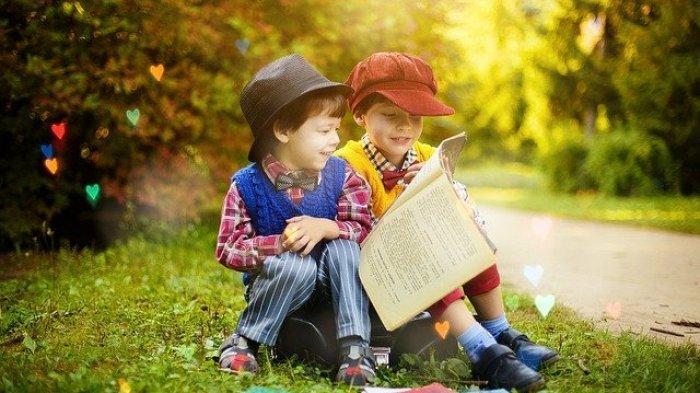 Baik untuk Pembelajaran Hidup, Tips Membuat Anak Senang Membaca Buku