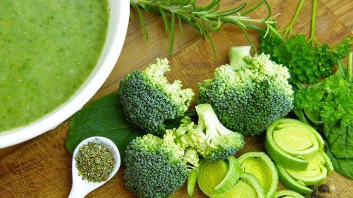 Sayur-sayuran Ini Cocok untuk Diet dan Bisa Mengecilkan Perut Buncit