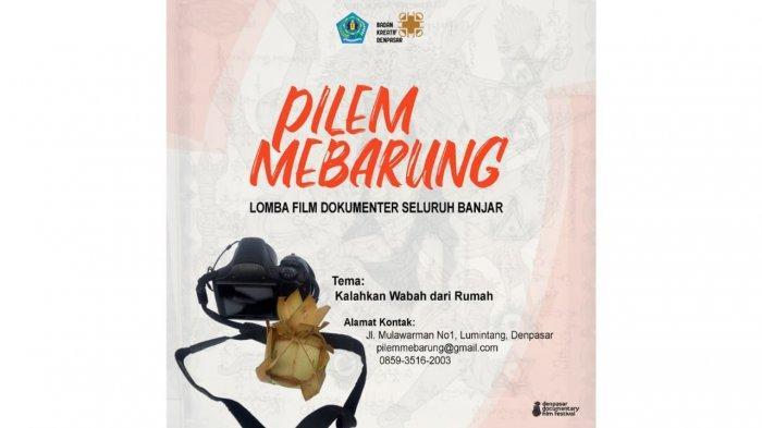 WIKI BALI - Peringati Hardiknas 2020, Bkraf Denpasar Gelar Lomba Film Dokumenter