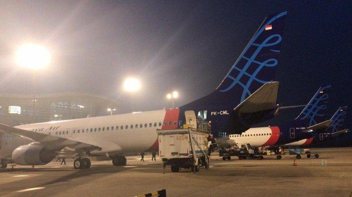 Pesawat Sriwijaya Air SJ-182 Tak Meledak di Udara, Terungkap Data Penerbangan Pesawat Sebelum Jatuh
