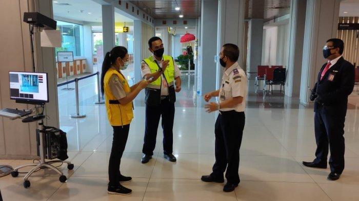 Otban Wilayah IV Tetap Jalankan Pengawasan, Jaga Keselamatan, Kemananan dan Kelancaran Penerbangan