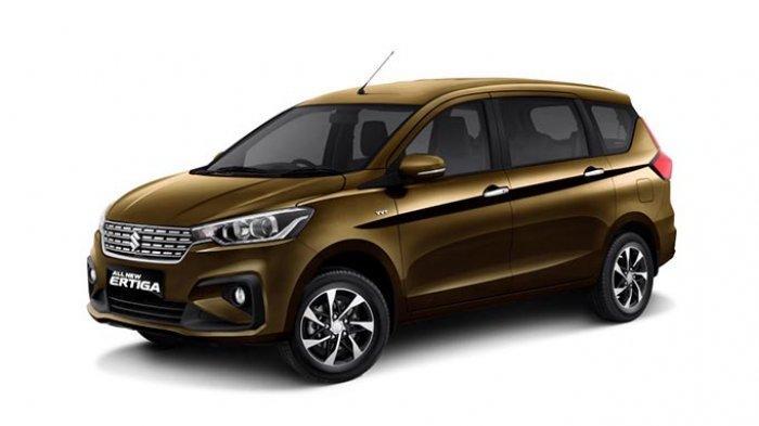 Suzuki All New Ertiga Tampil Baru di Tahun 2020, Ini Perubahannya