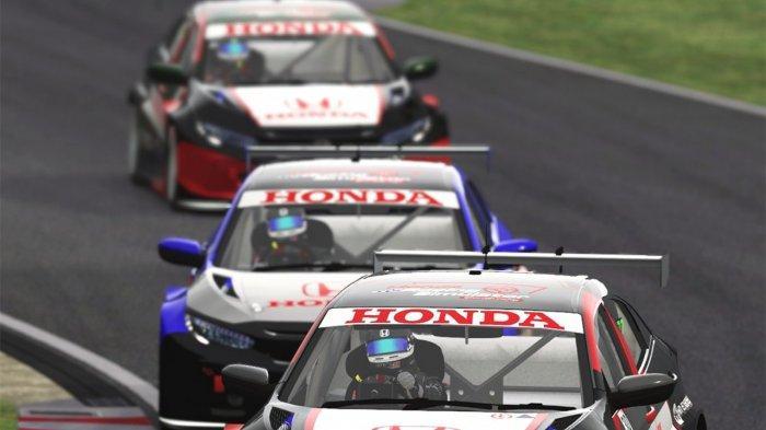 Rio Loho Amankan Posisi Pertama di Seri Perdana Honda Racing Simulator Championship