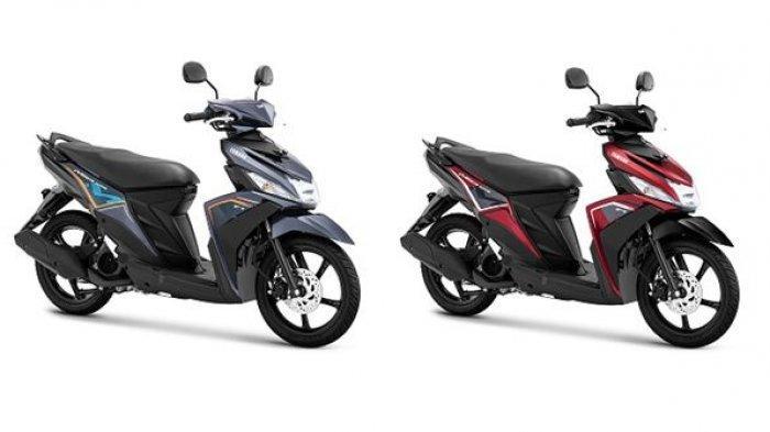 Penyegaran Warna Baru Yamaha MIO M3, Semakin Modern dan Elegan!