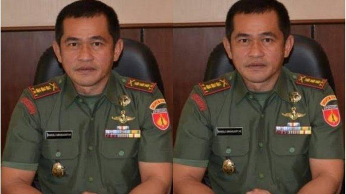 Menantu Luhut, Mayjen TNI Maruli Simanjuntak Jabat Pangdam IX/Udayana