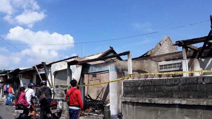Kebakaran Rumah di Perum Yani Permai, Setelah Dua Jam Api Baru Padam