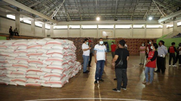 Bantuan Sembako untuk 7.554 KK Miskin di Gianyar Siap Dibagikan