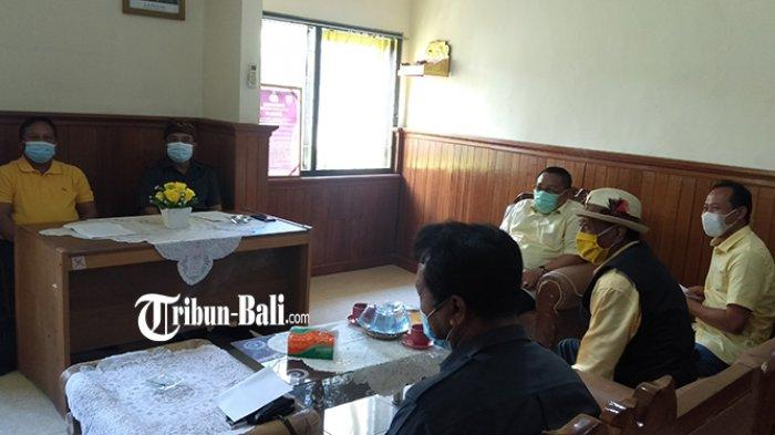 Terkait Polemik Pasar Gianyar, Fraksi Golkar Dorong Pemda Lakukan Dialog dengan Desa Adat