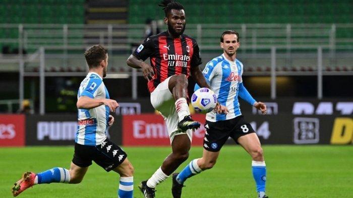 Agen Franck Kessie Sangkal Tawaran Inter dan Ingatkan AC Milan:Pemain Penting Butuh Kontrak Sesuai