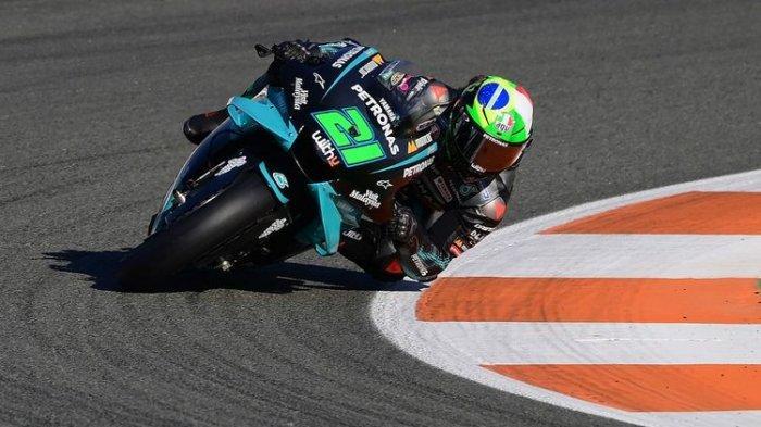 Hasil FP3 MotoGP Qatar 2021: Asapi Fabio Quartararo, Franco Morbidelli Tecepat